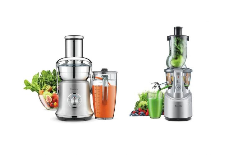 Breville the Juice Fountain Cold XL Extra Large 70oz Brushed