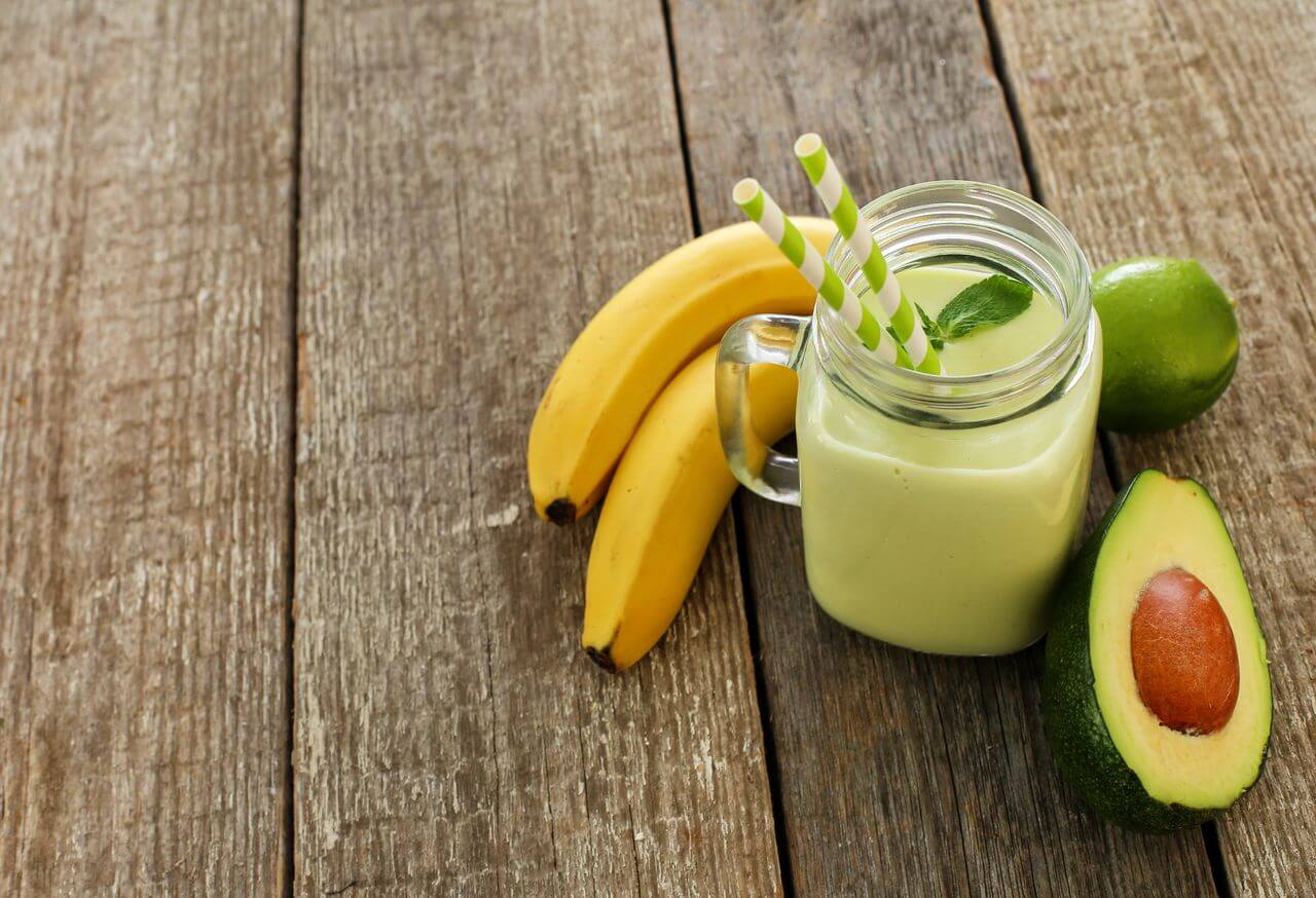 Avocado Alkalizing Smoothie