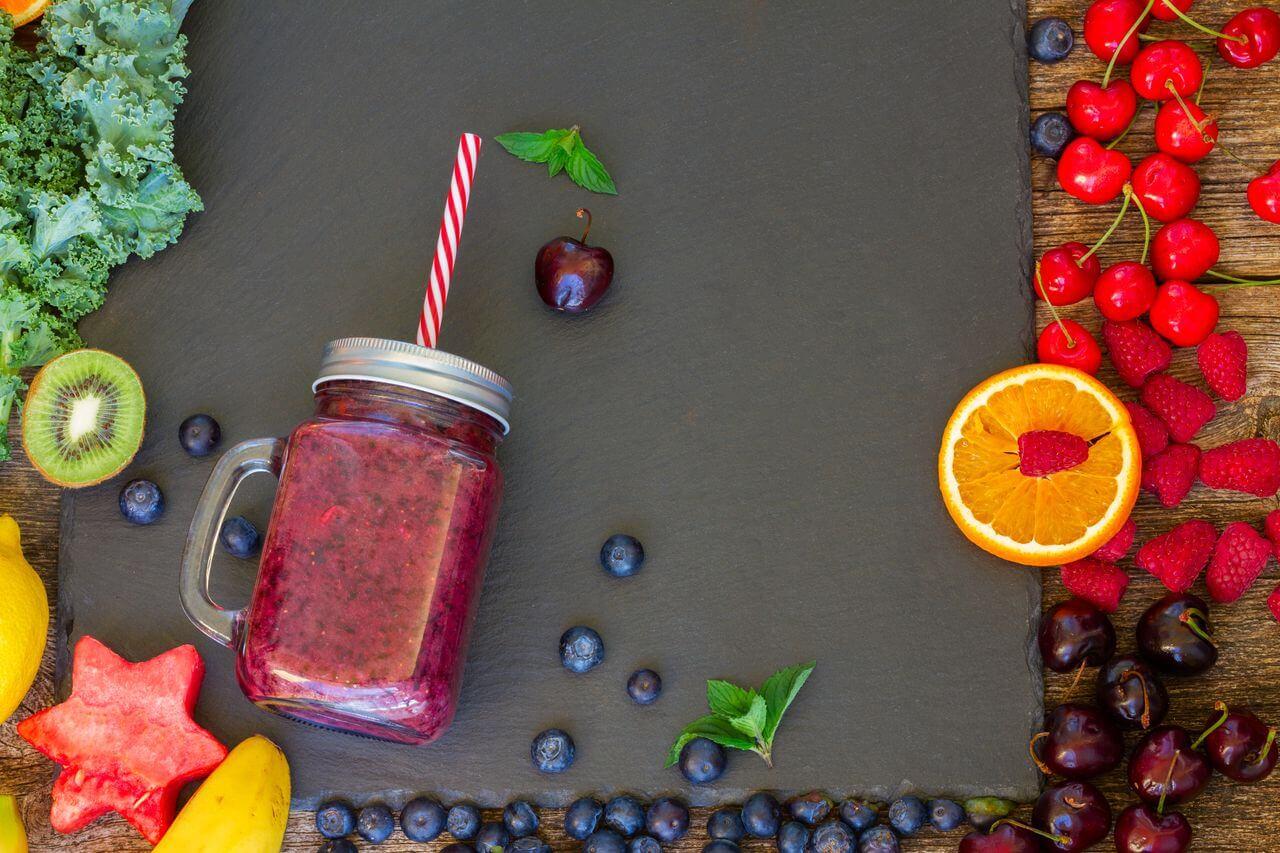 Berry Ninja Smoothie