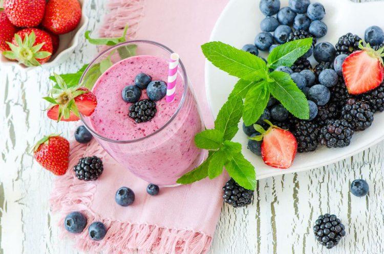 Greek Yogurt Smoothie Recipes