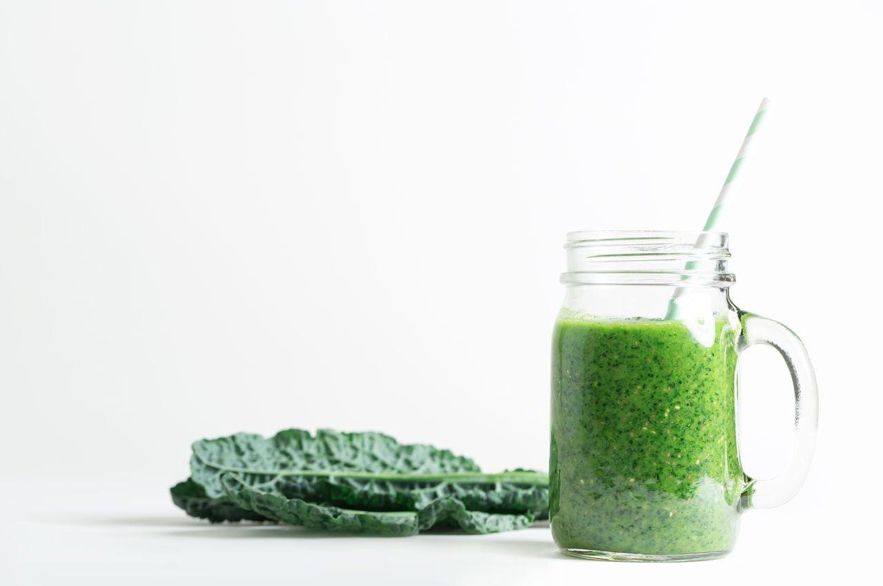 Kale Alkaline Smoothie