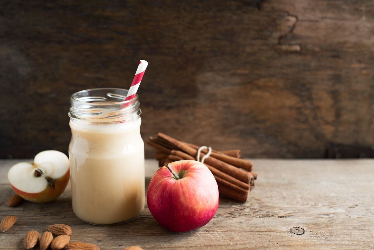 Apple Nutribullet Smoothie