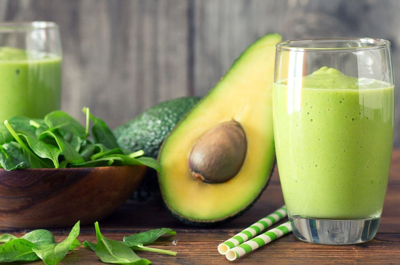 Avocado Migrain Smoothie
