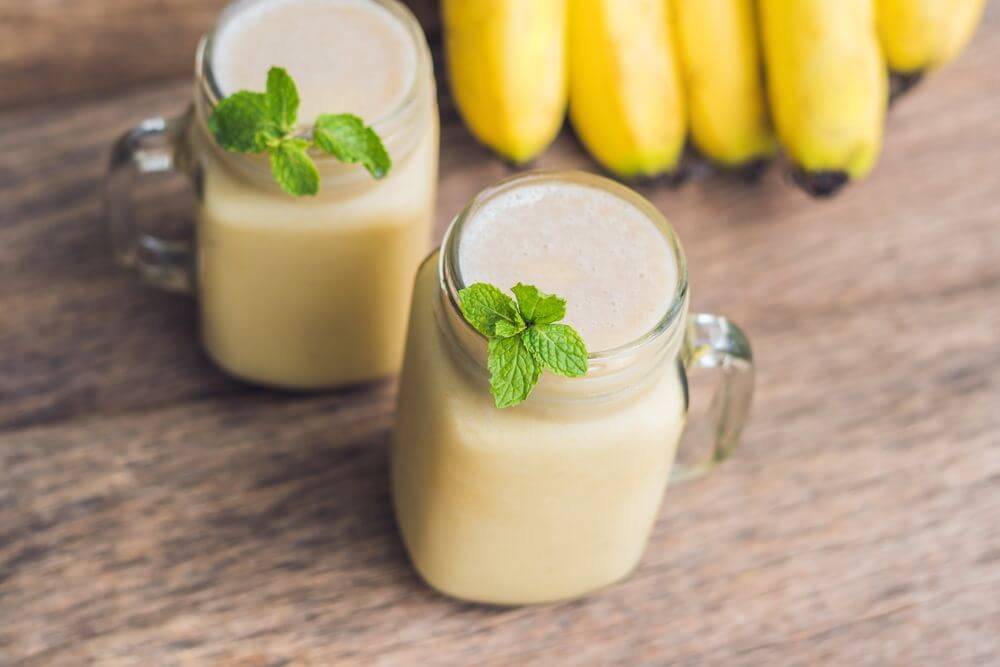Banana Date Nutribullet Recipe