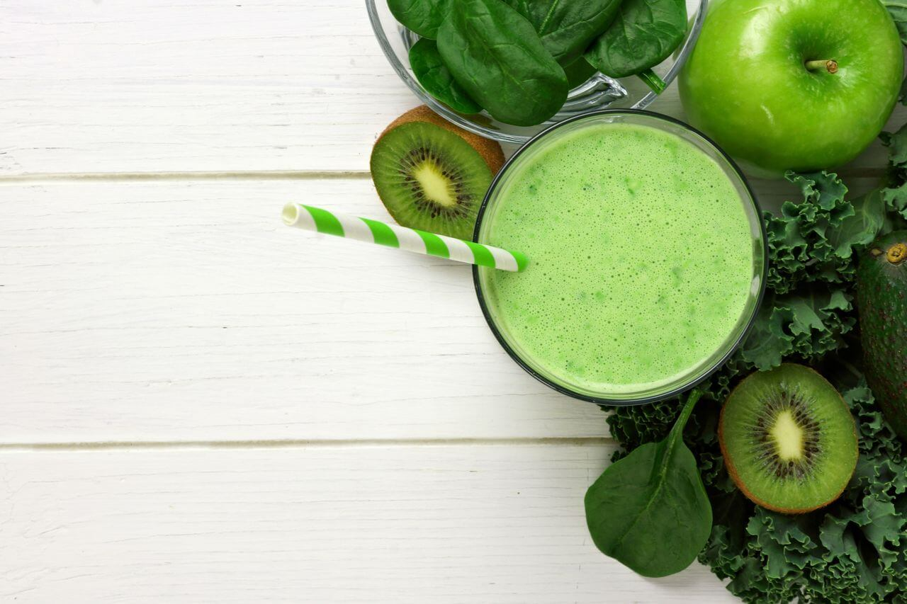 Migraine Green Smoothie