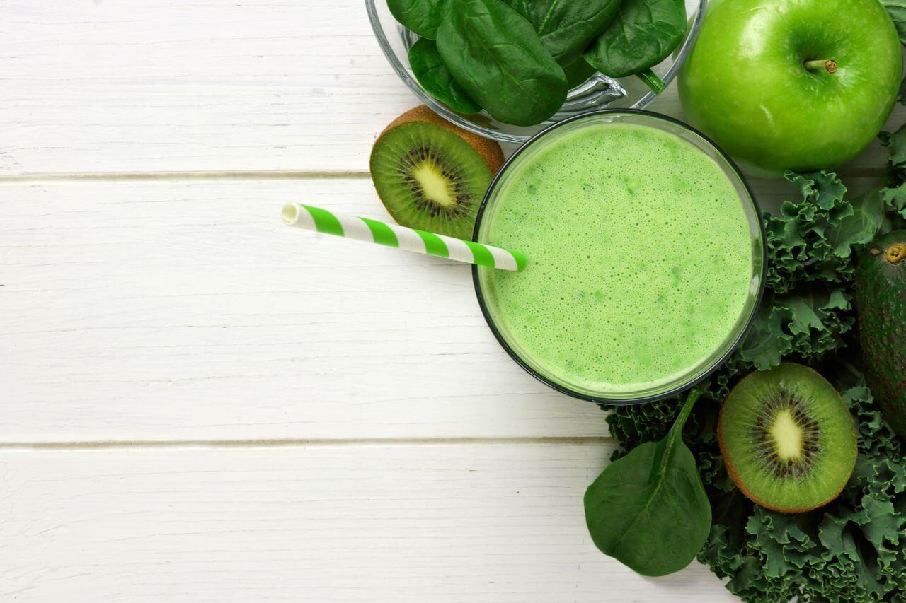 Migraine Green Smoothie