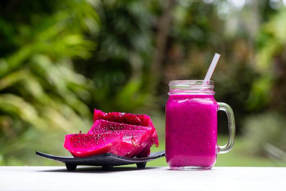 Pitaya Coconut Smoothie