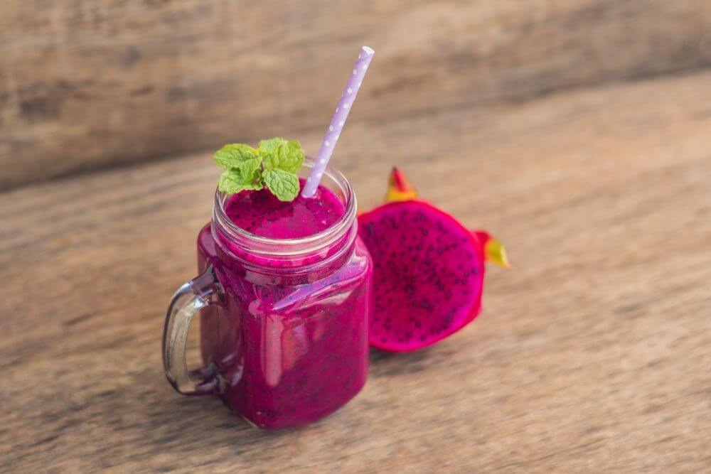 Pitaya Nutribullet Smoothie