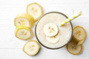 Banana Cashew Smoothie without Yogurt