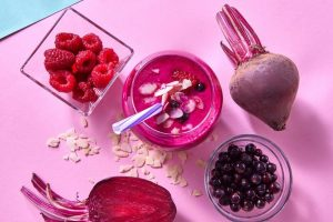 Beet Smoothie without Yogurt
