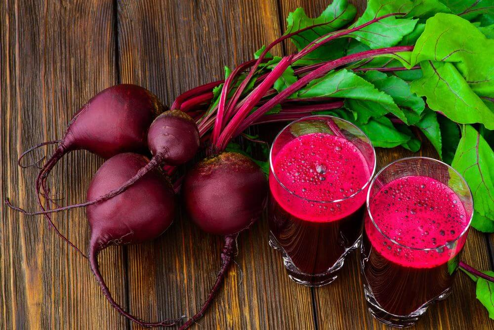 Blackberry Beet Juice