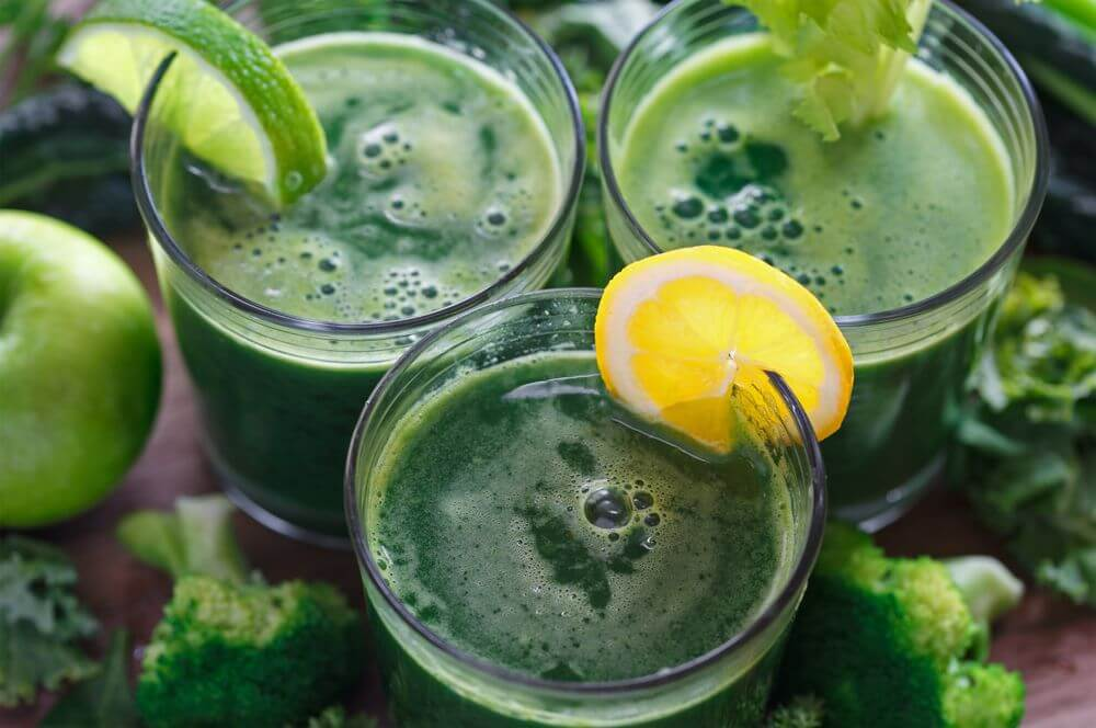 Broccoli Mean Green Juice