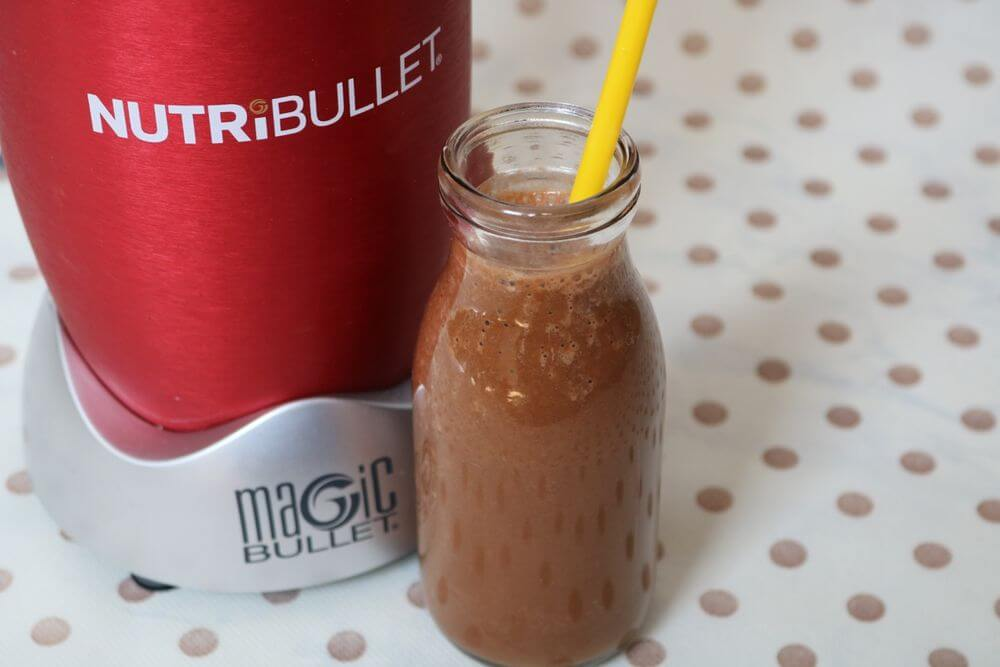 Cocoa Nutribullet Smoothie