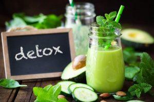 Detox Smoothie without Yogurt