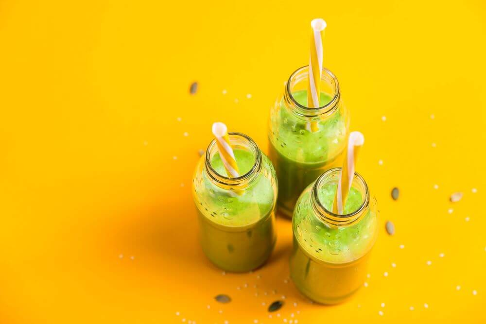 Green Arugula Smoothie