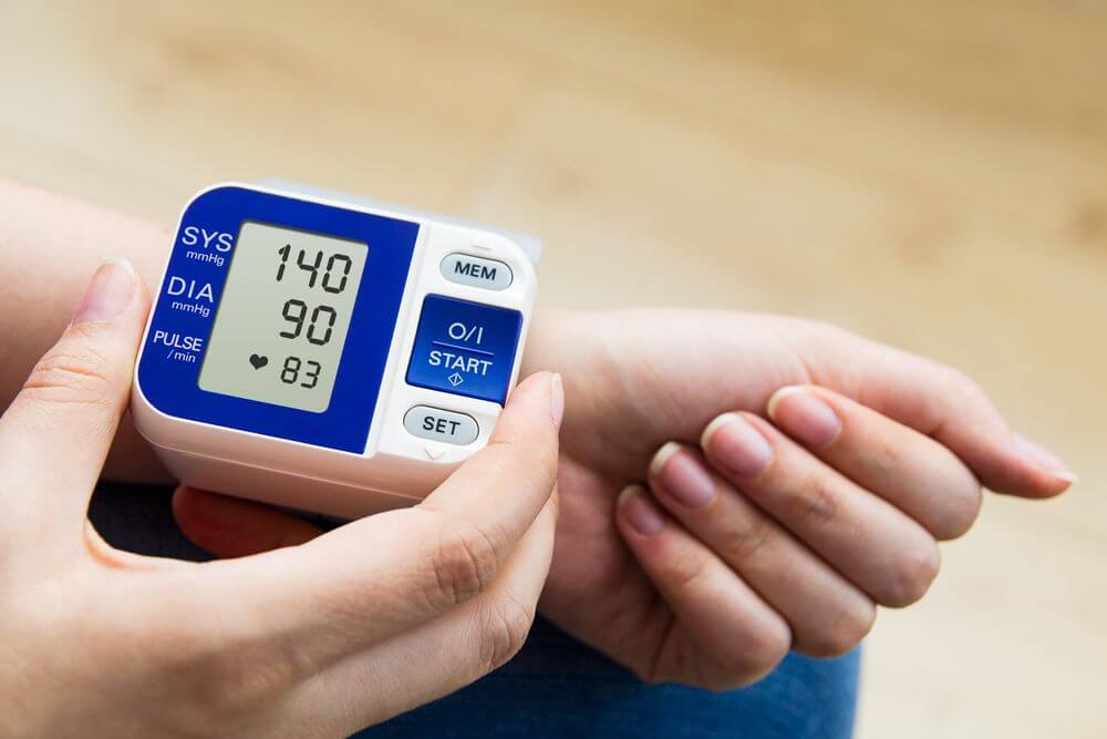 High Blood Pressure Measurement