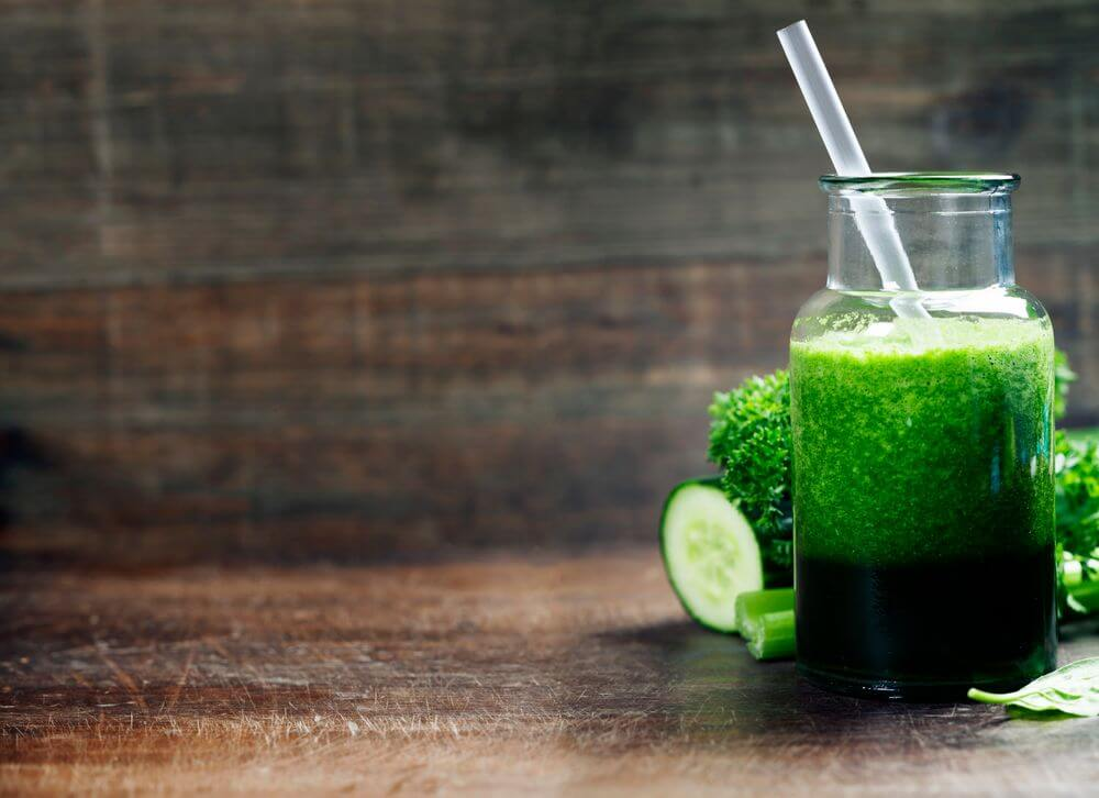 Kale Juice Recipe for Weight Loss