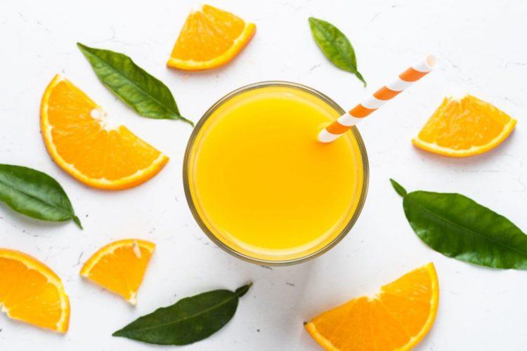 Orange Juice Substitutes