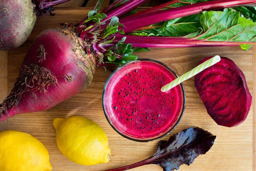 Pineapple Beet Juice Recipe