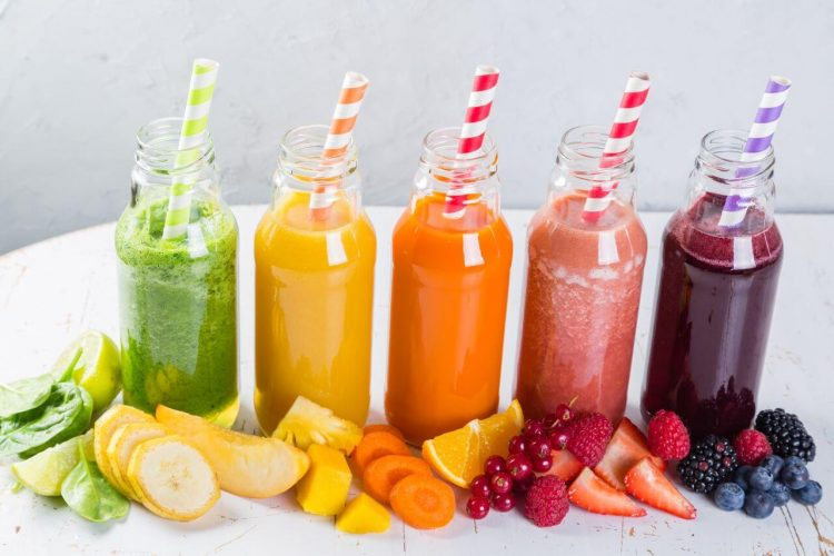 Smoothie Recipes Without Yogurt