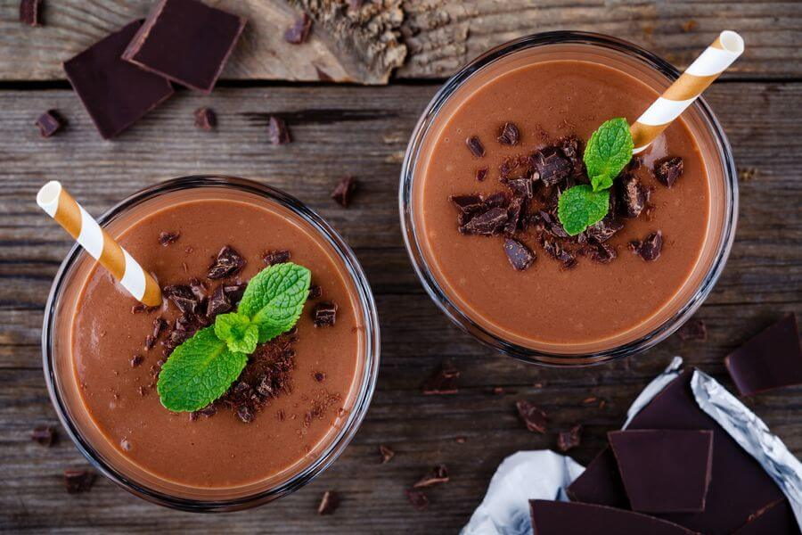 Lectin Free Chocolate Smoothie