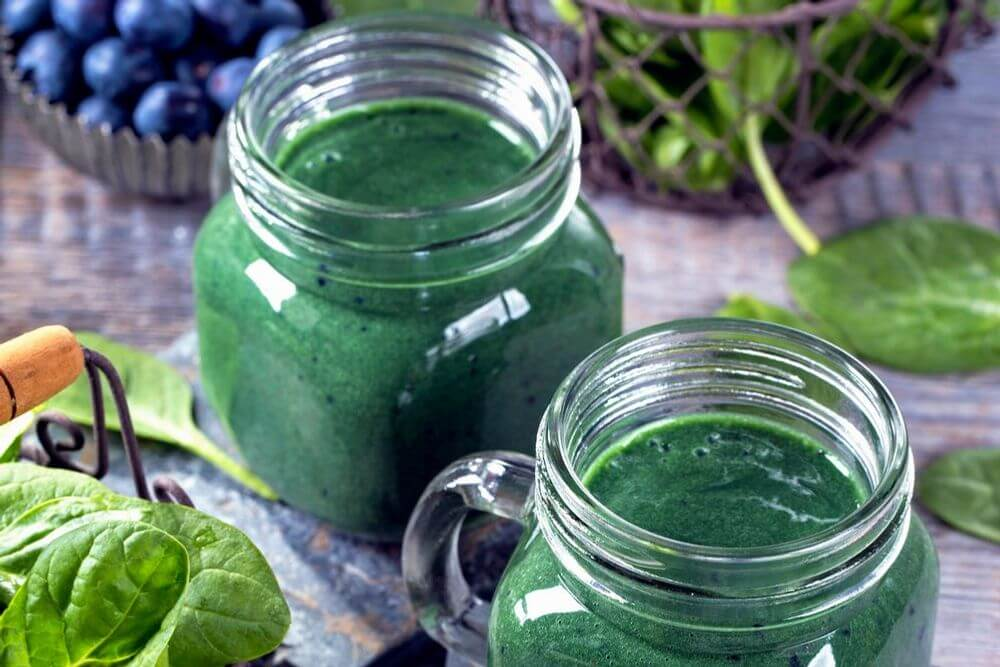 Low Fodmap Green Smoothie