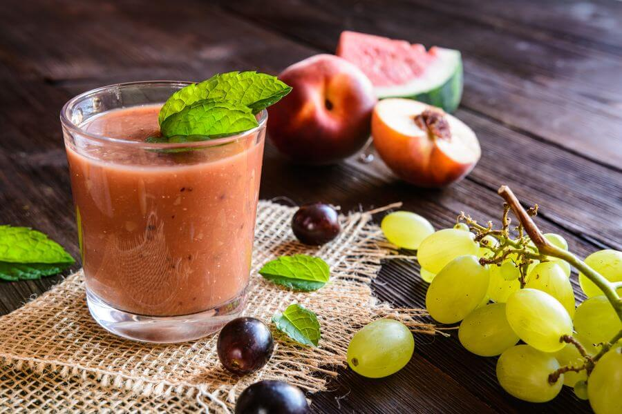 Magic Bullet Fruit Smoothie Recipe