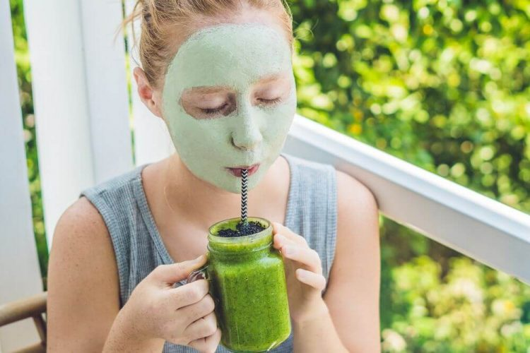Smoothie Recipes for Acne