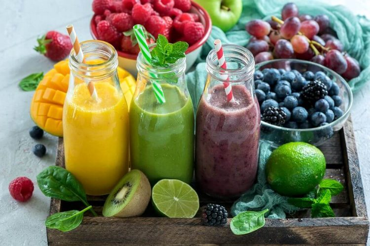 Smoothie Recipes for Anxiety