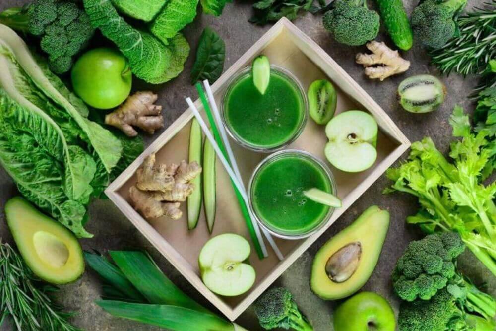 Alkaline Diet Juicing