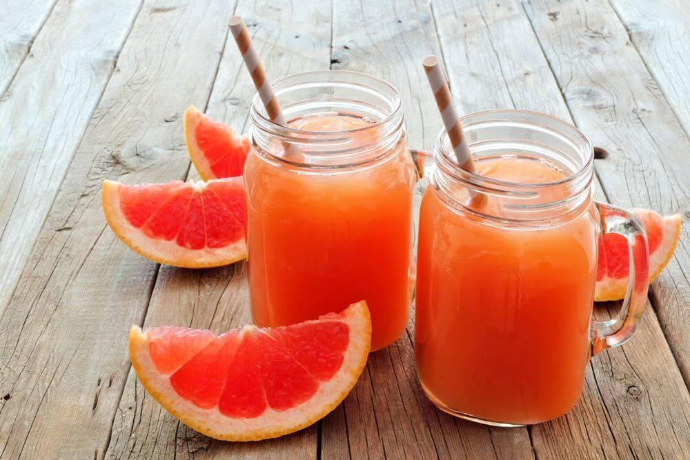 Citrus Fruit Juice Recipe