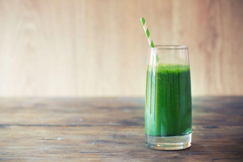 Green Juice for Bloating