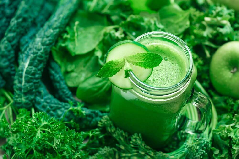 Green Juice for Constipation