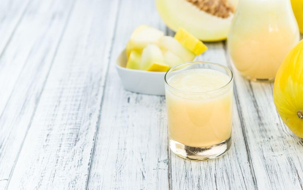 Honeydew Melon Juice Recipe
