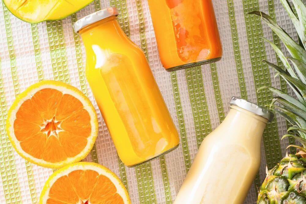 Pineapple Carrot Juice