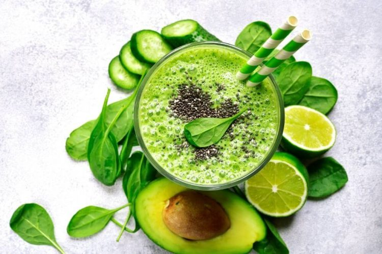 Cucumber Smoothies for Weight Loss