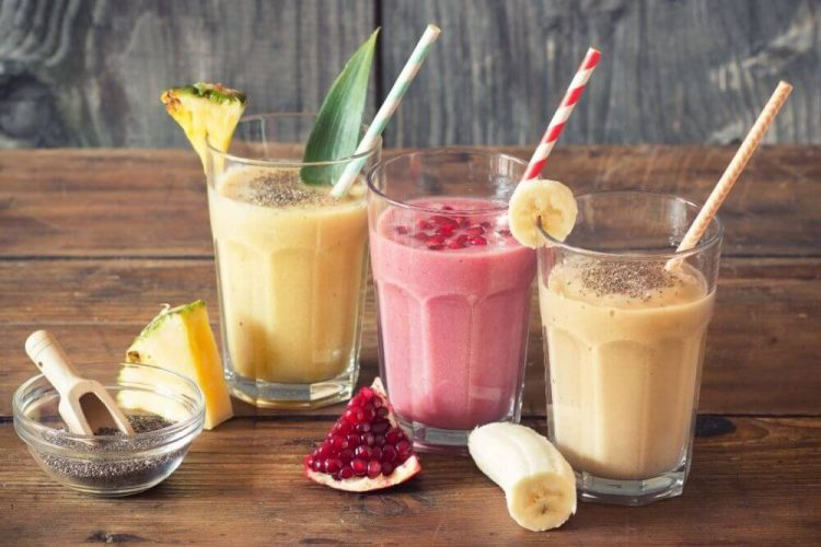 Testosterone Smoothie Recipes