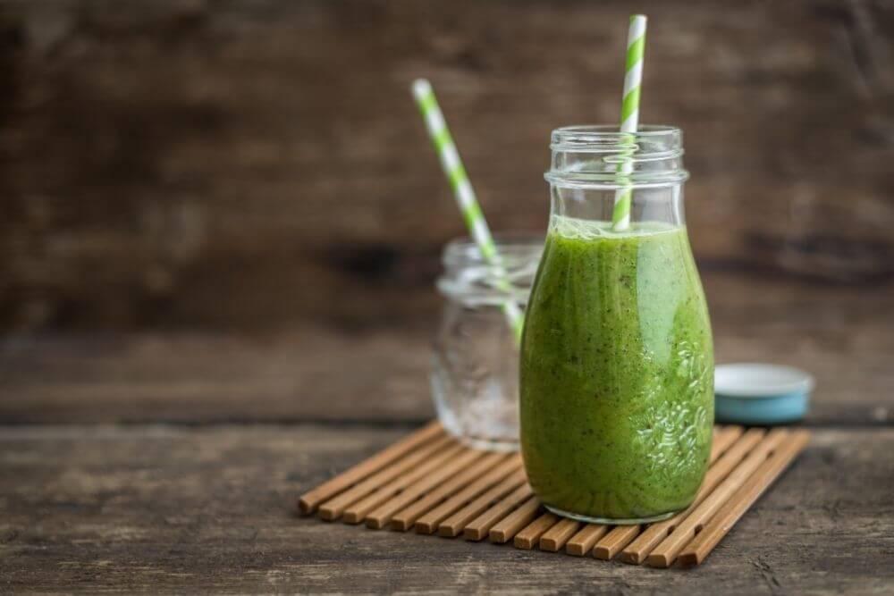 Calcium Green Smoothie