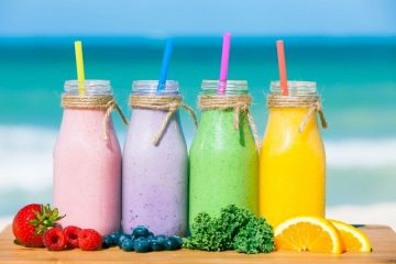 Smoothies for Strong Bones