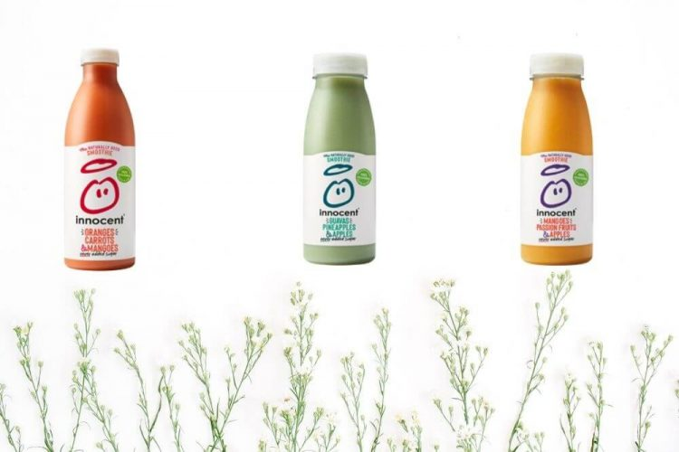 Are Innocent Smoothies Organic