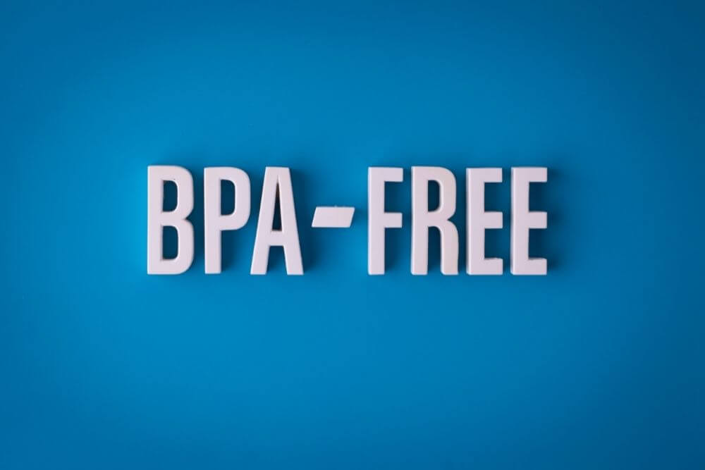 BPA-Free Sign