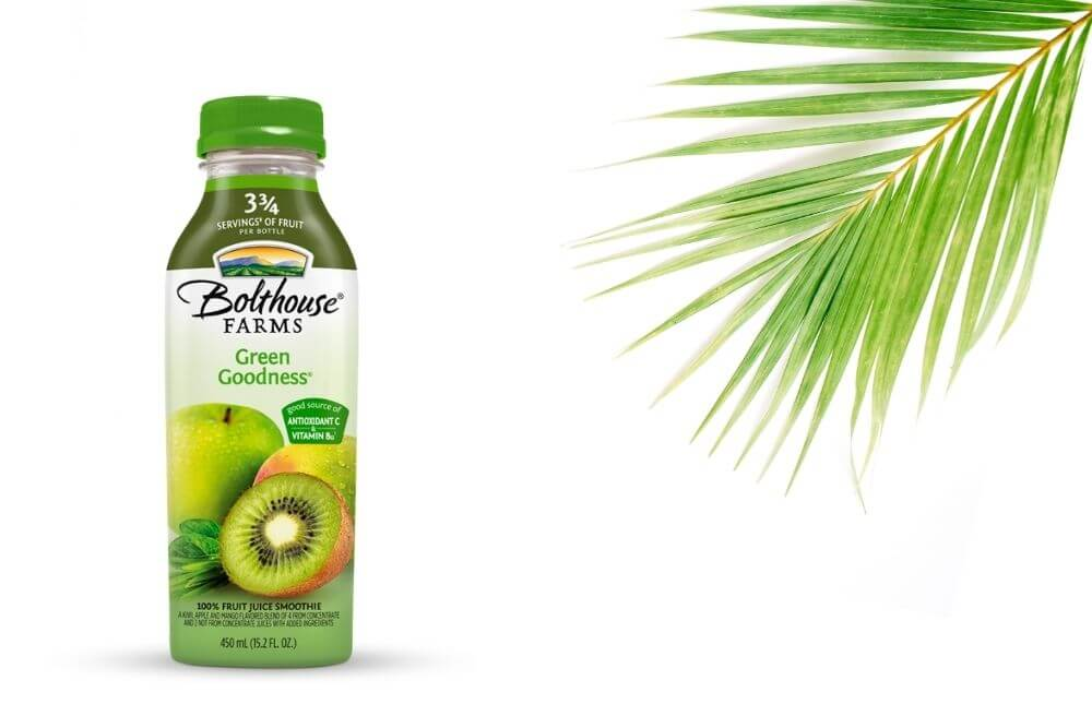 Bolthouse Farms Green Goodness Smoothie Bottle