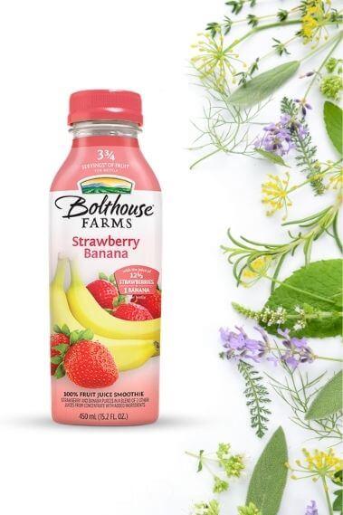 Bolthouse Farms Strawberry Banana Smoothie