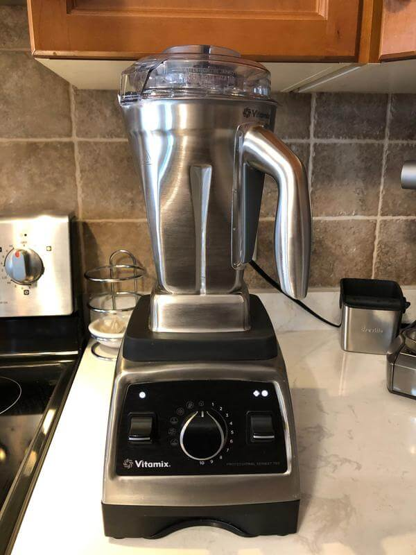 Vitamix-Stainless Steel Container